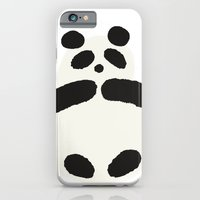 iPhone & iPod Case featuring I'm just another Panda! by alyssatan