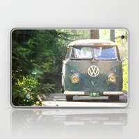 Peace Love Nature Laptop & iPad Skin