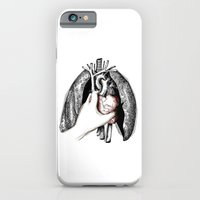 Lungs and Heart iPhone 6 Slim Case