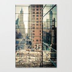 Columbus Circle NYC Canvas Print