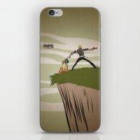 A Daring Escape iPhone & iPod Skin