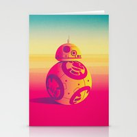 Droid Stationery Cards
