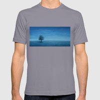 Blue Tree Mens Fitted Tee Slate SMALL