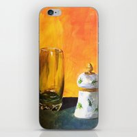 Stillness iPhone & iPod Skin