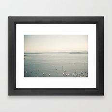 Sail Me Away Framed Art Print