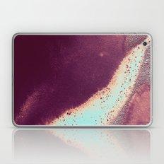 Metallic Watercolor - Ru… Laptop & iPad Skin