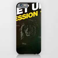 iPhone & iPod Case featuring Concert : Get Up Session by Jesss