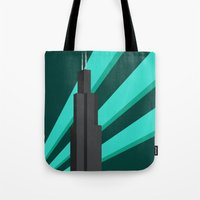 Sears Tower Tote Bag
