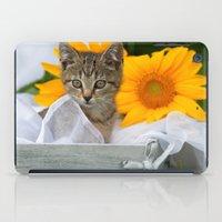 Sweet Tiger iPad Case