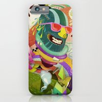 iPhone & iPod Case featuring The Circus #02 by Mathis Rekowski