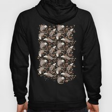 Opossum and Roses Hoody