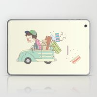 Vacation Laptop & iPad Skin