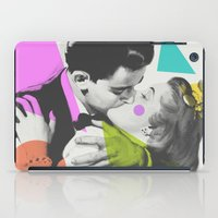 Kiss iPad Case