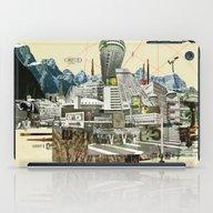 Collage City Mix 7 iPad Case