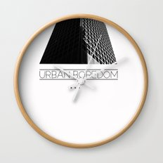 urbane  Wall Clock