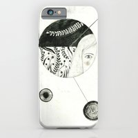 iPhone & iPod Case featuring A Silent Dialogue #10 by Daniela Tieni