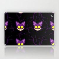 Repeating GhostKat Laptop & iPad Skin