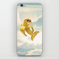 Fruit Fish iPhone & iPod Skin