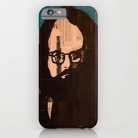 Who stood before you speechless — Allen Ginsberg iPhone 6 Slim Case