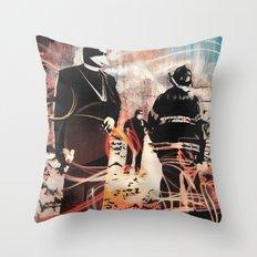 Ground Zero World Trade Center Throw Pillow