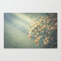 In The Morning, I'll Cal… Canvas Print