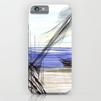 iPhone & iPod Case featuring At Sea by Ordiraptus