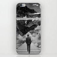 Black & White Collection -- Wandering iPhone & iPod Skin