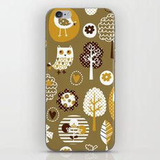 Tweety Chirp Hoot iPhone & iPod Skin