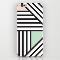 Abstract Angles TOO iPhone & iPod Skin