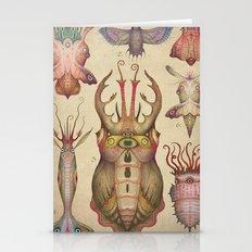 Cephalopodoptera Tab. II Stationery Cards