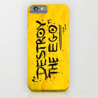 Destroy the Ego iPhone 6 Slim Case