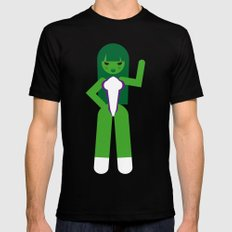 She Hulk Mens Fitted Tee SMALL Black
