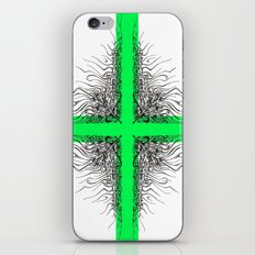Modern Cross iPhone & iPod Skin