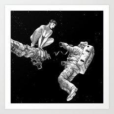 Asc 578 - La Séparation… Art Print