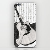A Few Chords iPhone & iPod Skin