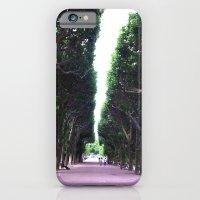 iPhone & iPod Case featuring Paris Jardin des Plantes by Christine Haynes
