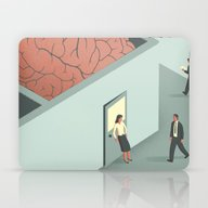 Brain Room Laptop & iPad Skin