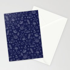 Deep Sea Life Stationery Cards