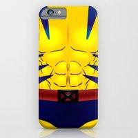 Wolverine X-Men iPhone 6 Slim Case