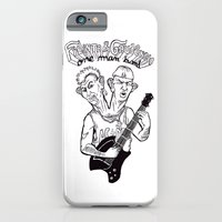 One man band iPhone 6 Slim Case