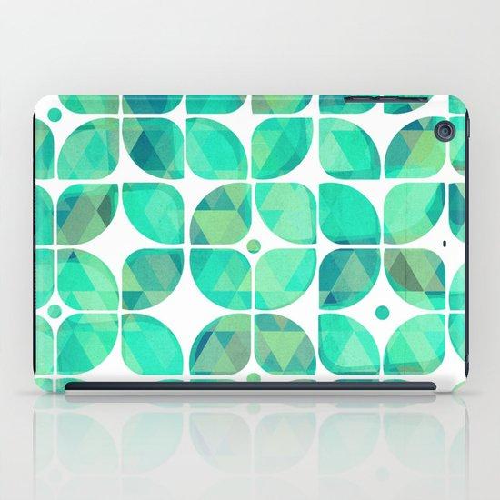 Minty iPad Case