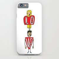iPhone Cases featuring Love by Adrian Serghie