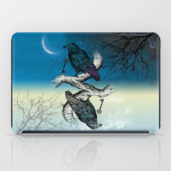 Raven's Key Night+Day iPad Case