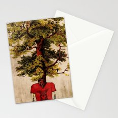 The Tree-man Stationery Cards