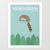 Moonrise Kingdom-1 Art Print