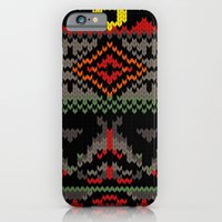 iPhone & iPod Case featuring Fairisle of Morder by Lori Petersen