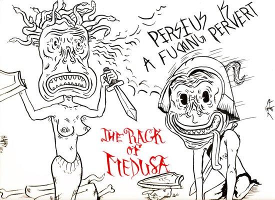 The Rack of Medusa Art Print