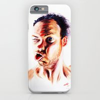 iPhone & iPod Case featuring Face by Martin Kalanda