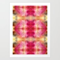 Multicolored Art Print