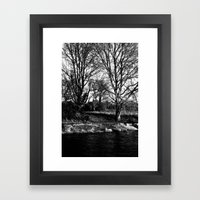 Boyneside Framed Art Print